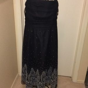 Jessica Howard black party dress